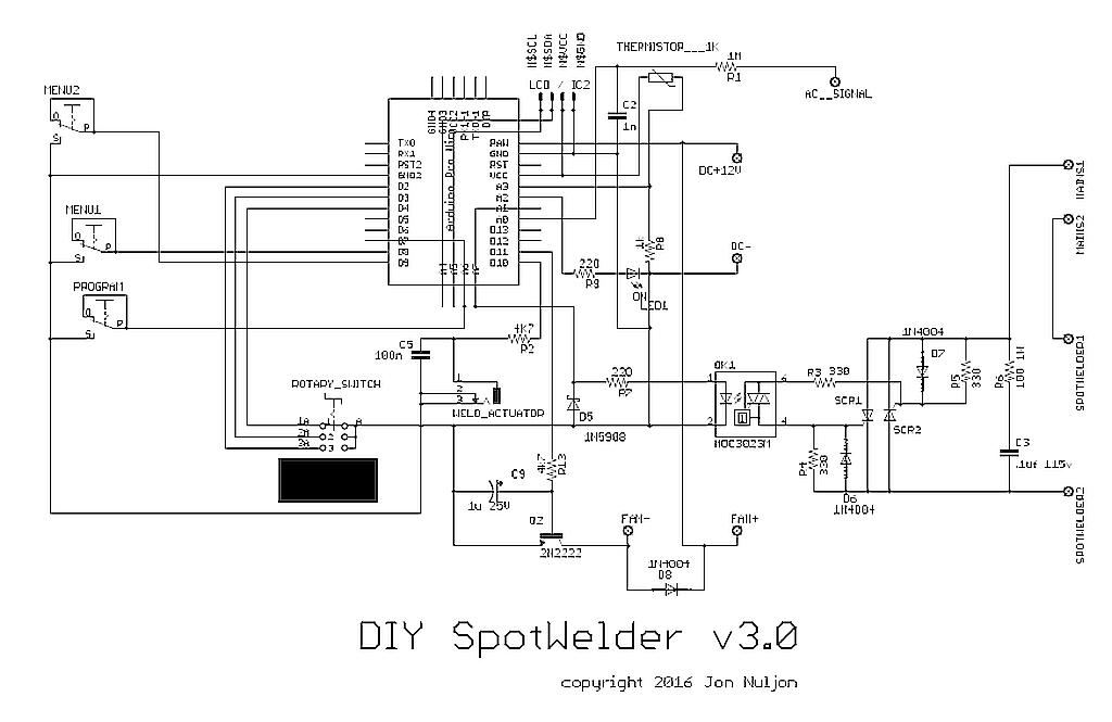 wiring diagram for spot welder free vehicle wiring diagrams u2022 rh addone tw Old Welder Wire Diagram 2 Mig Welder Diagram